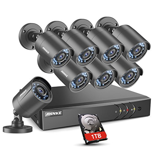 ANNKE Security Channel WeatherProof playback product image