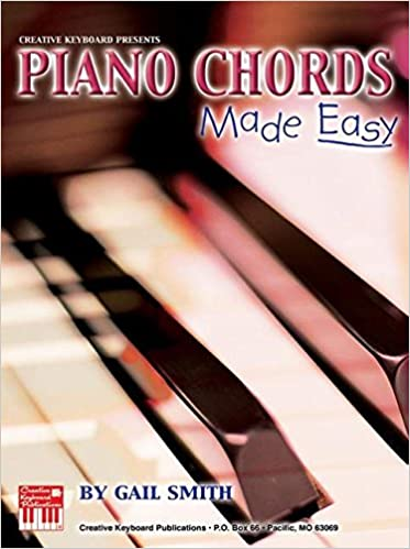 Mel Bay Piano Chords Made Easy: Gail Smith: 9780786660520: Amazon ...