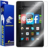 ArmorSuit Amazon Fire HD 6/HD 6 Kids Edition Screen Protector Max Coverage MilitaryShield Screen Protector For Amazon Fire HD 6/HD 6 Kids Edition - HD Clear Anti-Bubble