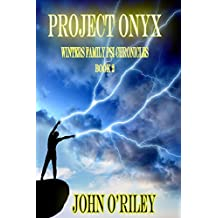 Project Onyx (The Winters Family Psi Chronicles Book 2)