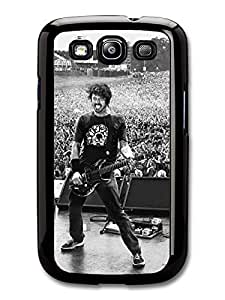 Dave Grohl Foo Fighters Black and White Live Concert case for Samsung Galaxy S3 A6033