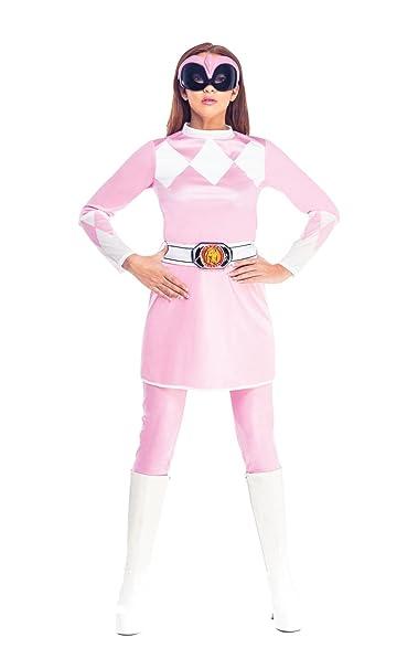 Rubies - Disfraz Oficial de Power Ranger Mighty Morphin para Mujer ...