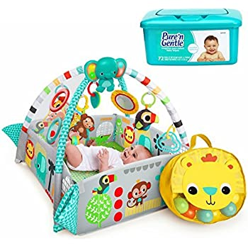 Amazon Com Bright Starts 5 In 1 Your Way Ball Infant To
