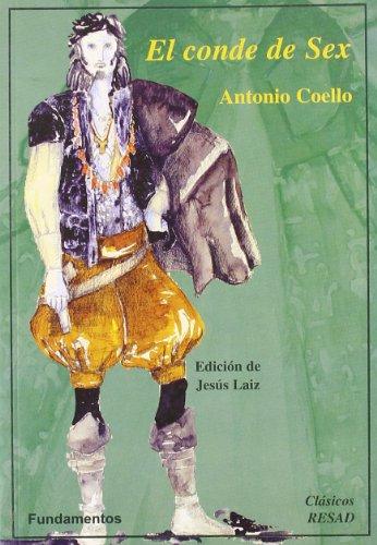 El Conde de Sex (Spanish Edition)