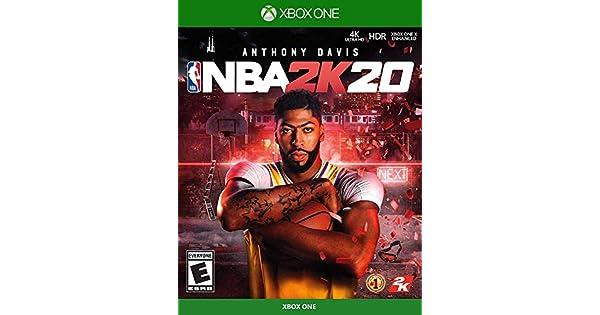 Amazon com: NBA 2K20 - Xbox One: Take 2 Interactive: Video Games