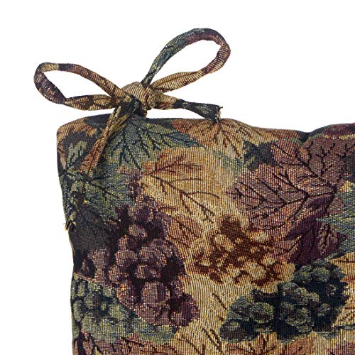 Klear Vu The Gripper Non Slip Cabernet Tapestry Jumbo