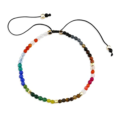 Amazon.com: cundo Meditation Beads Bracelet 12 Constellation ...