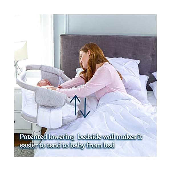 Best Baby Bedside Bassinet 2021 - HALO BassiNest Swivel Sleeper