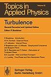 Turbulence, , 3540088644