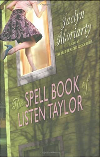 Amazon com: The Spell Book Of Listen Taylor (9780439846783