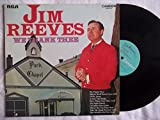 JIM REEVES - we thank thee RCA 2552 (LP vinyl record)