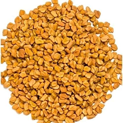 Methi Dana Organic (Fenugreek Seed) 450 gm: Amazon.com: Grocery ...
