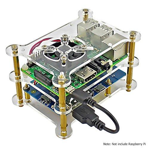Raspberry Pi Battery Power - 9