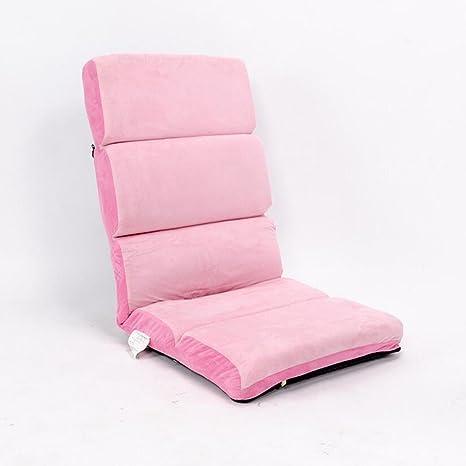 Amazon.com: Estilo japonés jbhurf Lazy sofá silla plegable ...
