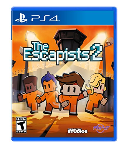 The Escapists 2 - PlayStation 4