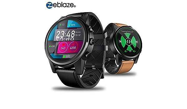 Amazon.com: Zeblaze THOR 4 PRO 4G Smartwatch Phone 1.6 Inch ...