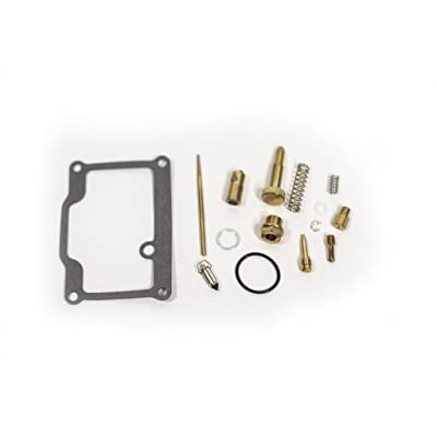 Race Driven OEM Replacement Carburetor Rebuild Repair Kit Carb Kit for Polaris 300 Xplorer 300 Xpress 300: Automotive