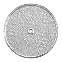 NuTone 834 Round Microwave Range Hood Vent Aluminum Grease Filter Replacement