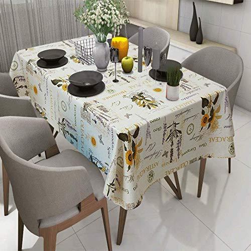 happymxwx Jardín Fresco hogar Impermeable 140 * 140 29176 ...
