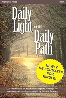DAILY LIGHT ON THE DAILY PATH by [Joy, Ken]