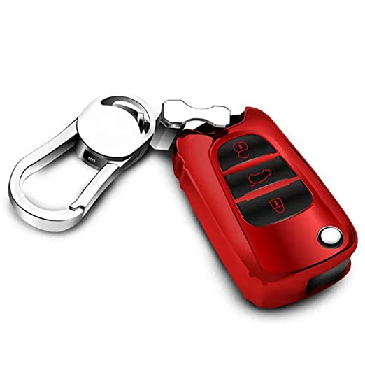 DDZKA Cubierta de la Llave del Coche TPU Car Key Case para ...