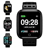 Best Smart Watches - Fitness Tracker Watch, KUNGIX Smart Watch IP67 Waterproof Review
