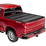 "BAK BAKFlip MX4 Hard Folding Truck Bed Tonneau Cover | 448330 | Fits 2017-20 Ford Super Duty 6'9"" Bed"