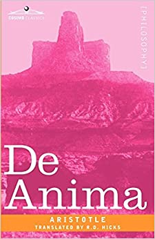 Book de Anima by Aristotle (2008-12-01)