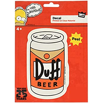 Amazon Com Homer Simpson With Beer Simpsons Family Car