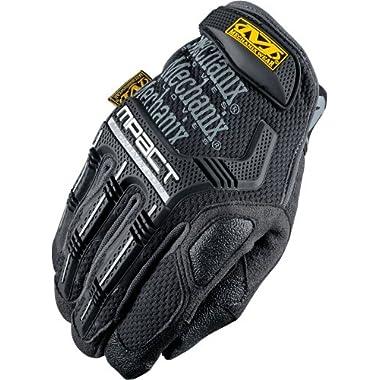Mechanix Wear M - Pact Gloves, BLK/GREY, XL