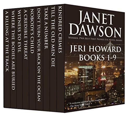 The Jeri Howard Anthology: Books 1-9 (The Jeri Howard ()