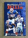BUFFALO BILLS NFL FOOTBALL MEDIA GUIDE - 2001 - NEAR MINT