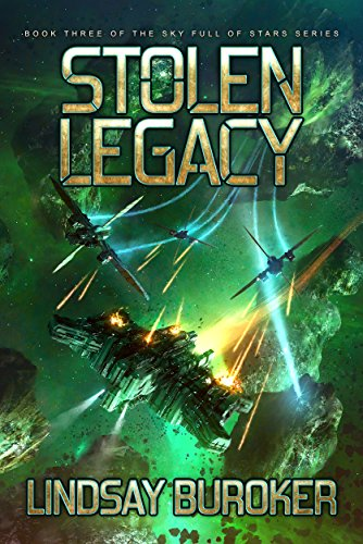 (Stolen Legacy: Sky Full of Stars, Book 3)