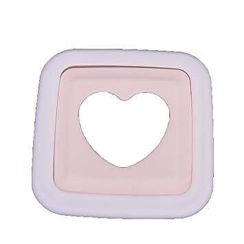 Molde para Sándwich Pan de Cortador en Forma de Corazón: Amazon.es: Hogar