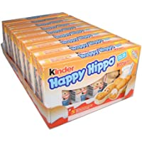 50-Piece Kinder Hazelnut Happy Hippo Case