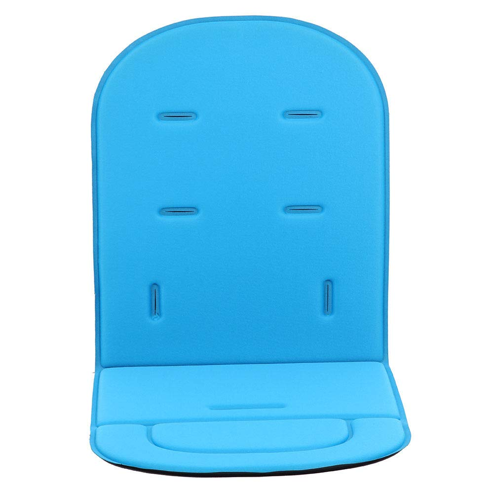 Replacement Parts/Accessories to fit NUNA Strollers and Car Seats Products for Babies, Toddlers, and Children (Blue Seat Liner Cushion)