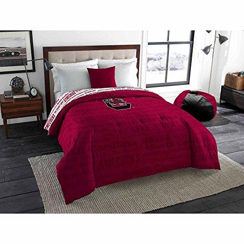 - NCAA South Carolina Gamecocks Anthem Twin/Full Bedding Comforter Only