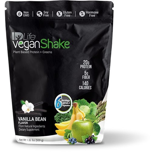 IDLife Vegan Shake (Shake Idlife Replacement Meal)