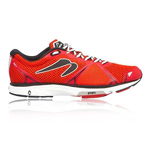 Newton Running Men's Fate II Red/Black Sneaker 9.5 D