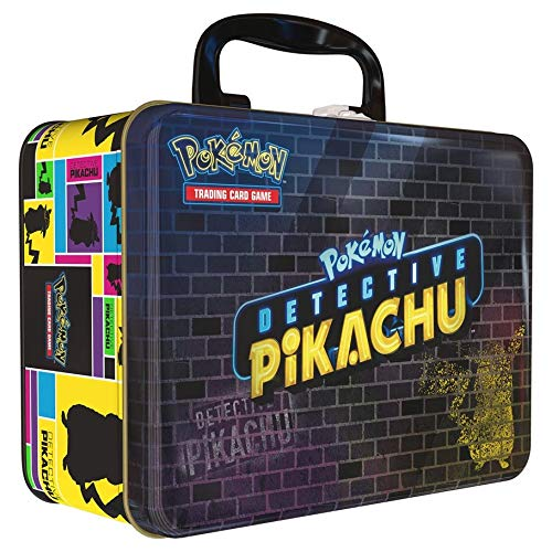 Which are the best collectors tin chest pikachu and mewtwo available in 2019?