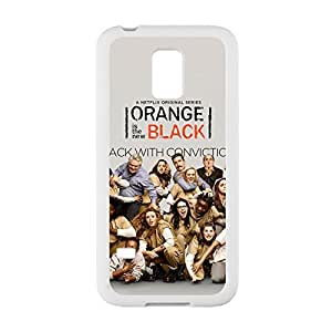 Print With Orange Is The New Black For S5 Mini Galaxy Samsung High Quality Phone Cases Choose Design 4