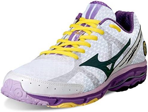 Mizuno Wave Rider 17 Womens Zapatillas para Correr - 35: Amazon.es: Zapatos y complementos
