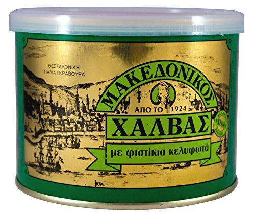 Macedonian Halva In E/O Tins 500gr