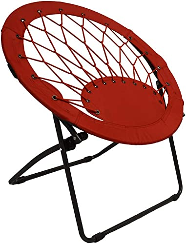 Impact Canopy Portable Web Folding Bungee Chair