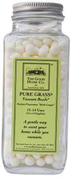 The Good Home Co. Pure Grass Vacuum Beads, 12-14 Uses
