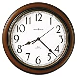 Talon Wall Clock, 15-1/4in, Cherry