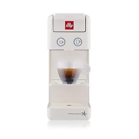 Illy Caffe 60285 Y3 Iperespresso Macchina da caffe, Bianco: Amazon ...