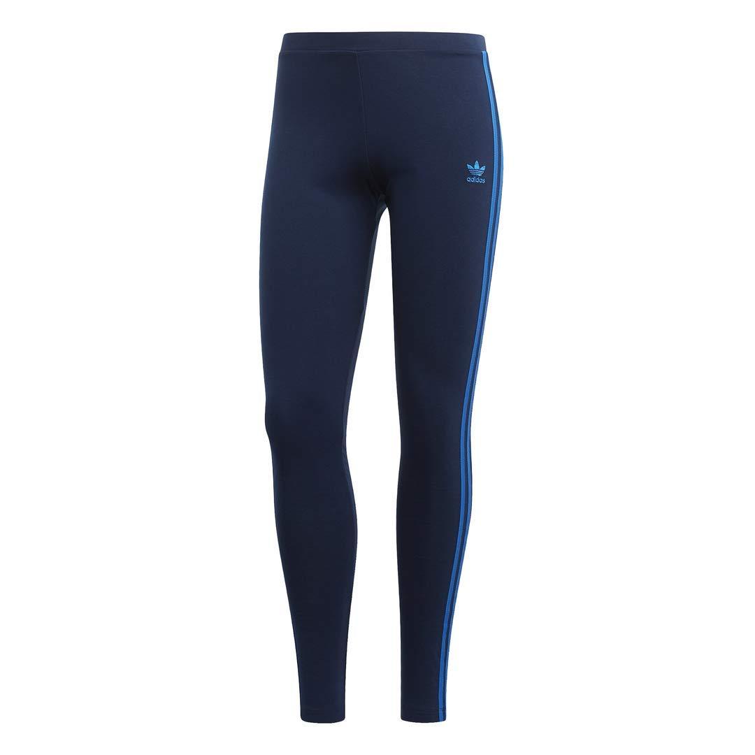 Details about Adidas Originals Women's 3 Stripes Legging, collegiate NavyBluebird