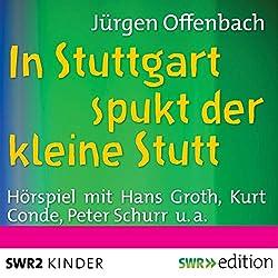 In Stuttgart spukt der kleine Stutt