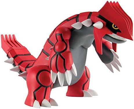 Tomy Pokémon - T18707 - Pack Maxi Figurine - Groudon